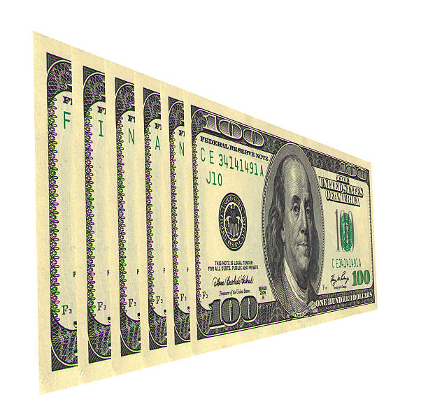 Finance Serial numbers on dollar bills draw up words debenture stock pictures, royalty-free photos & images