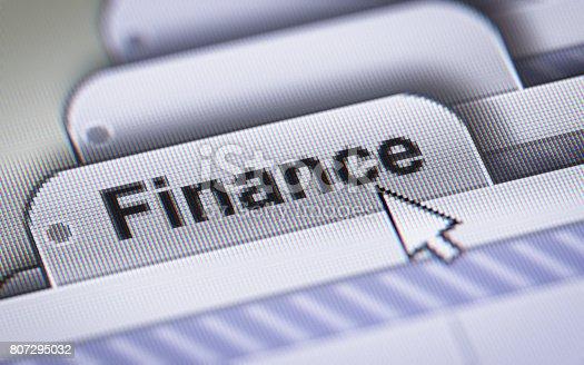 istock Finance 807295032