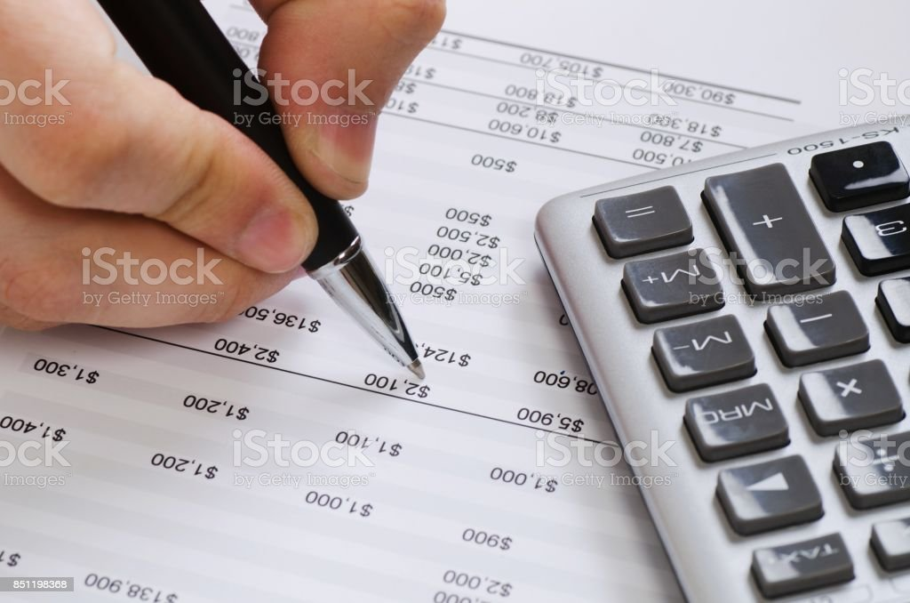 Finance. stock photo