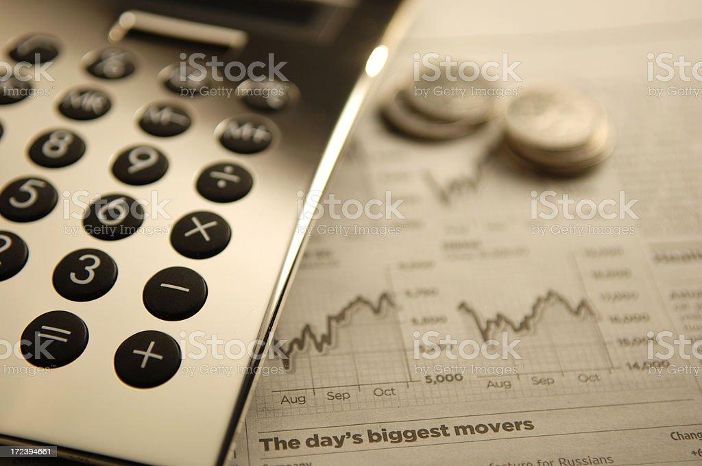 finance series royalty-free stock photo