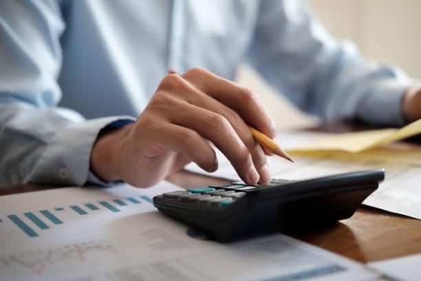 Sparen Wirtschaft Finanzen und Investment-Konzept. – Foto