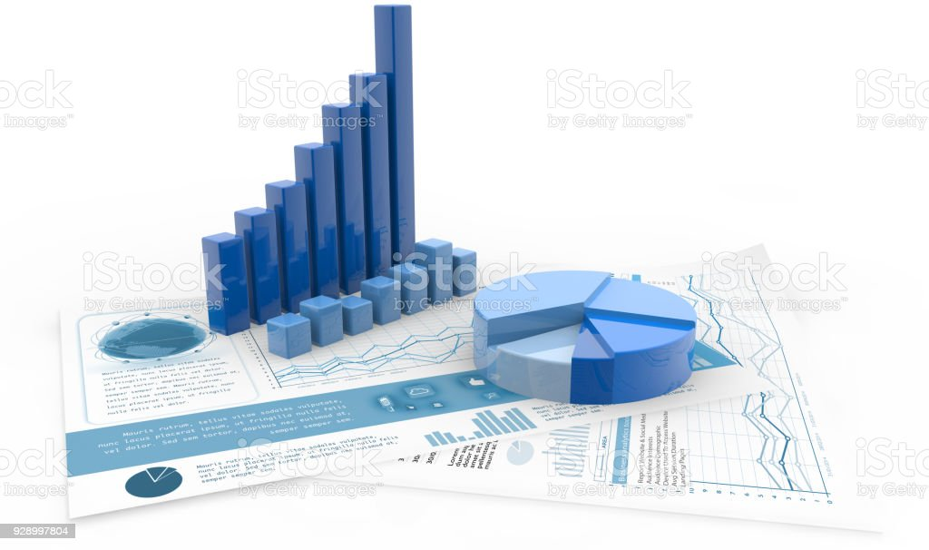 financial accounting management stock photo