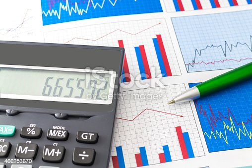 istock Financial accounting 466253670