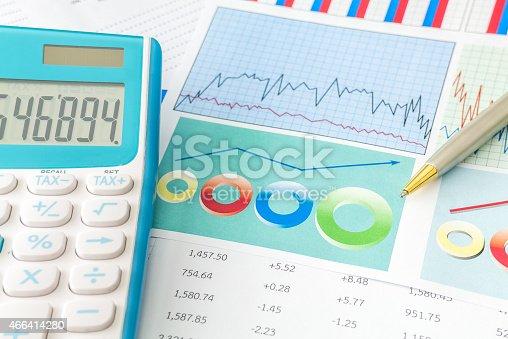 istock Financial accounting 466414280