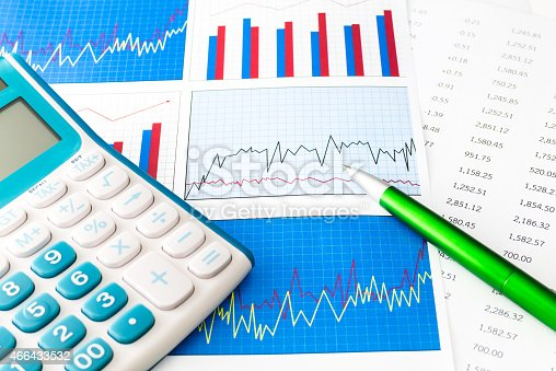 istock Financial accounting 466433532