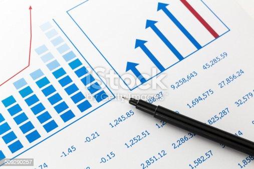istock Financial accounting 509290257