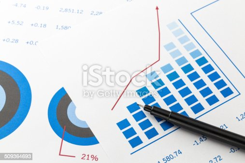 istock Financial accounting 509364693