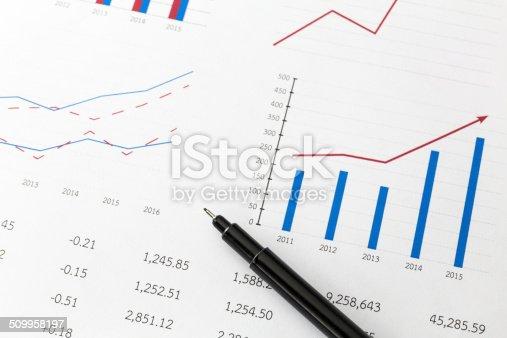 istock Financial accounting 509958197