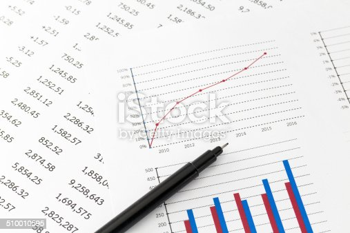 istock Financial accounting 510010595
