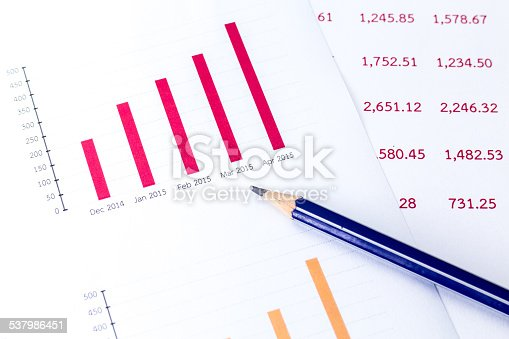 istock Financial accounting 537986451