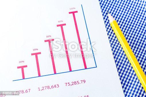 istock Financial accounting 538561935