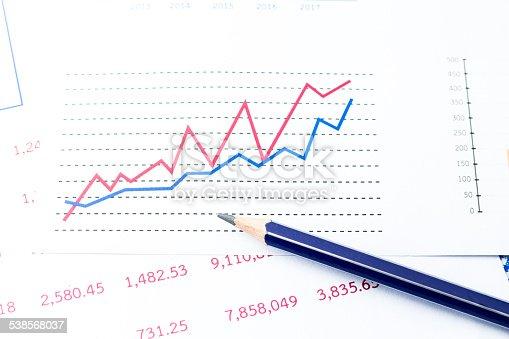 istock Financial accounting 538568037