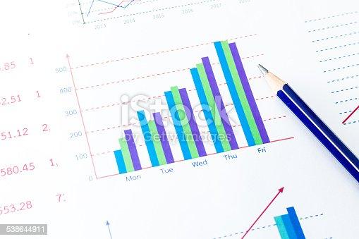 istock Financial accounting 538644911