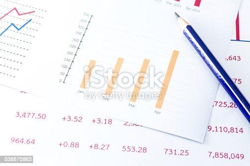 istock Financial accounting 538875863
