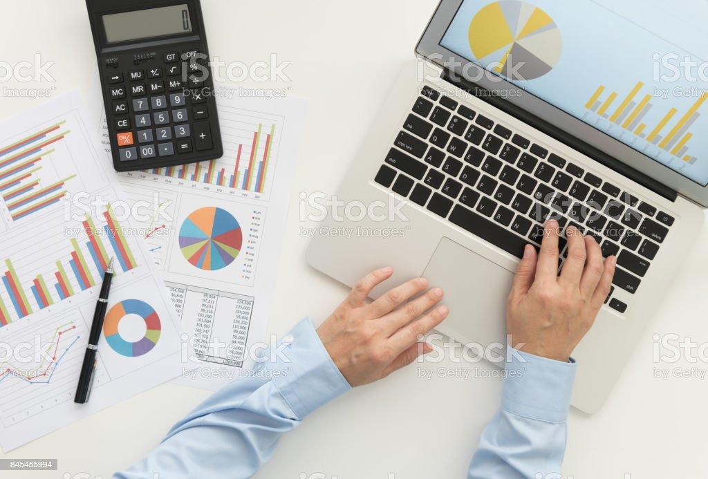 Finanzen und Buchhaltung – Foto