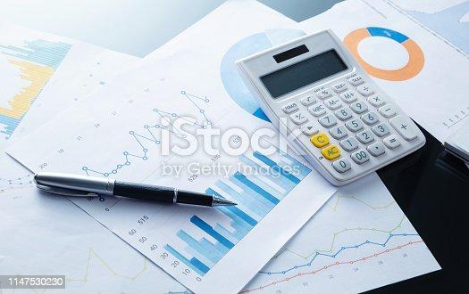 Office, Market - Retail Space, Accountancy, Finance, Chart