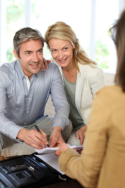 Finanzielle Investitionen Ratschläge für zu Hause – Foto