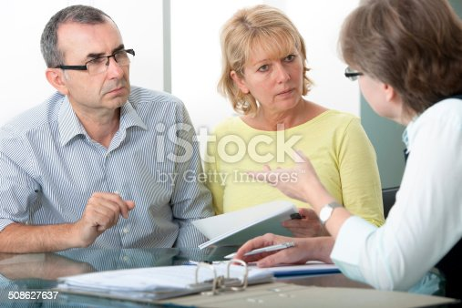 994164754istockphoto Financial advice 508627637