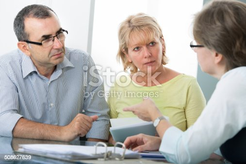 994164754istockphoto Financial advice 508627639