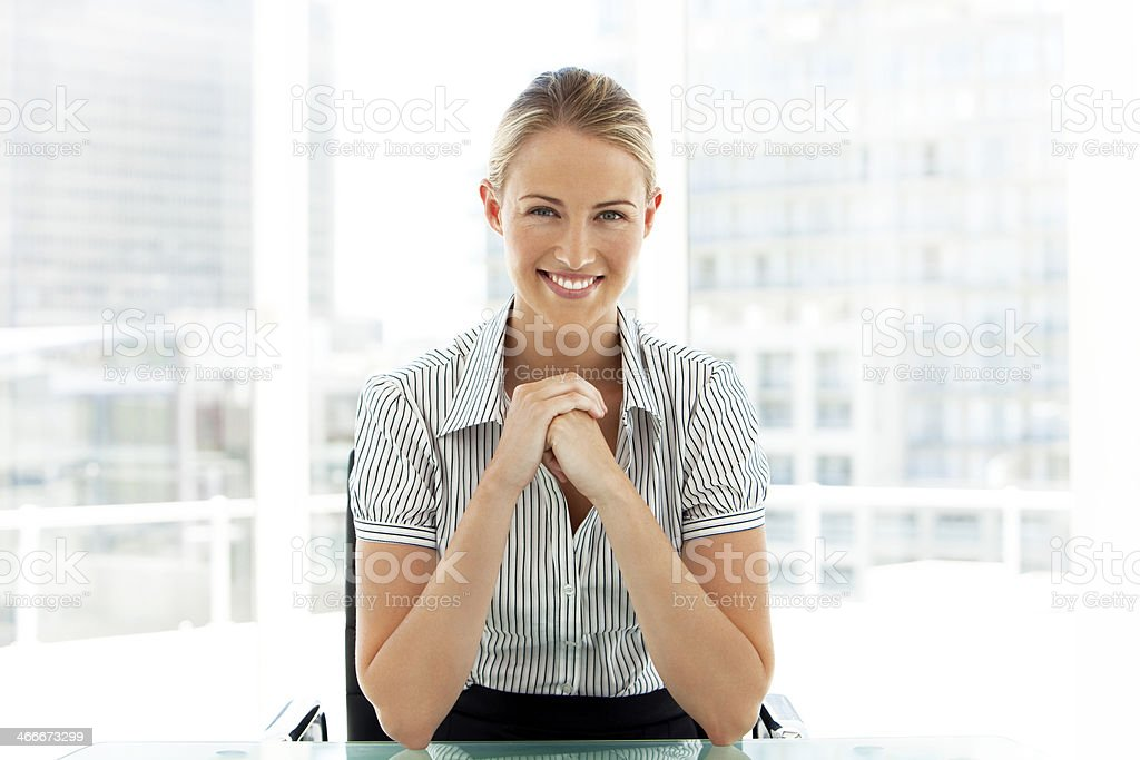Financial Advisor stock photo