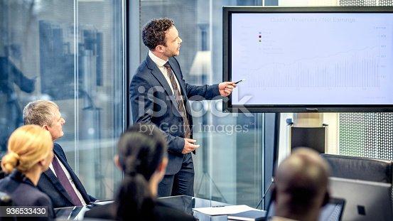 611102610 istock photo Financial advisor talking 936533430