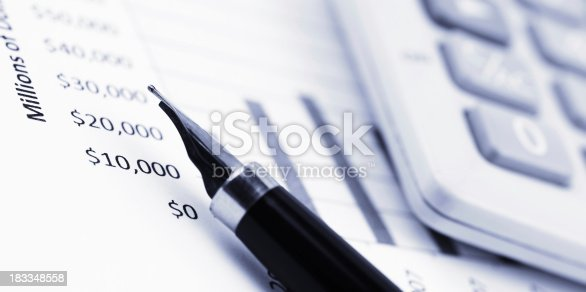 istock Financial Analysis 183348558