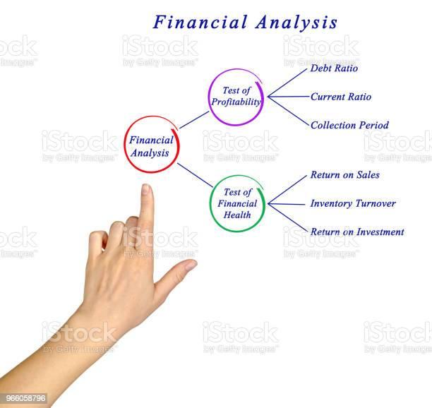 Finanzielle Analyse Stockfoto und mehr Bilder von Blume