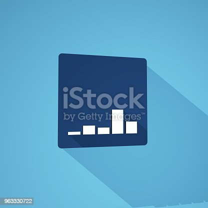 istock Financial and Technical Data Analysis Graph 963330722