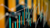 istock Financial and Technical Data Analysis Graph Showing Search Findings 1207019442