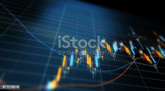 850495466 istock photo Financial and Technical Data Analysis Graph Showing Search Findings 877278518