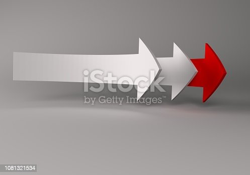 172869494 istock photo financial arrows on a white background 1081321534