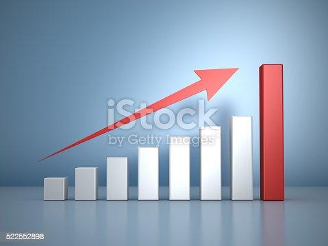 istock Financial chart 522552898