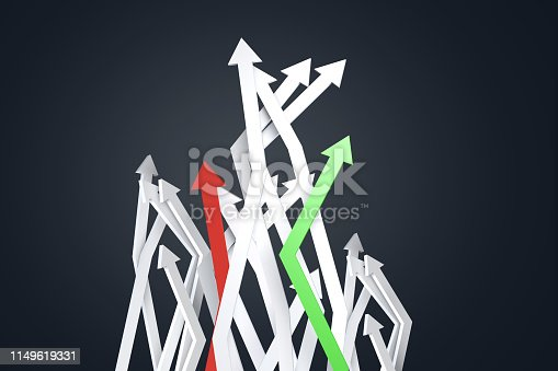 1149620931istockphoto Financial Chart with Arrows 1149619331