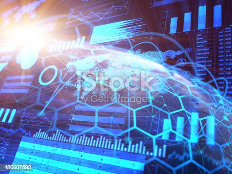 155351584istockphoto Financial charts abstract business graph 480607593