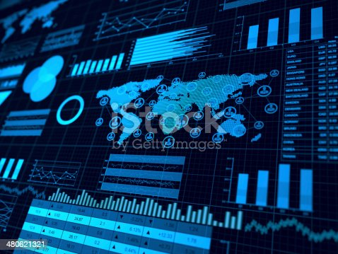 155351584istockphoto Financial charts abstract business graph 480621321