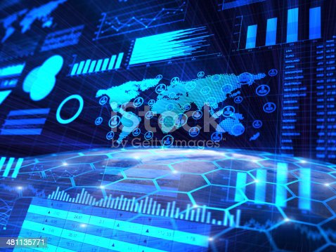 155351584 istock photo Financial charts abstract business graph 481135771