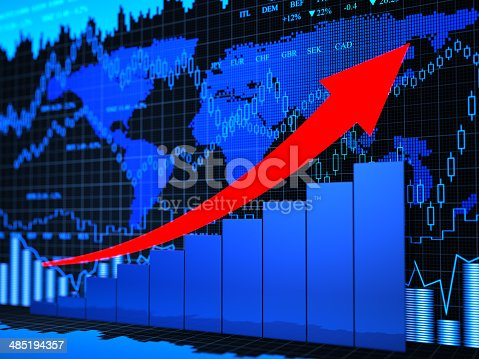 155351584istockphoto Financial charts abstract business graph 485194357