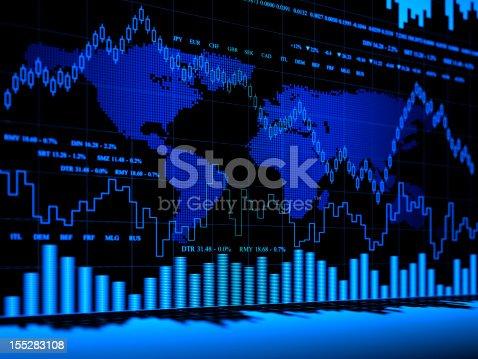 155351584 istock photo Financial charts 155283108
