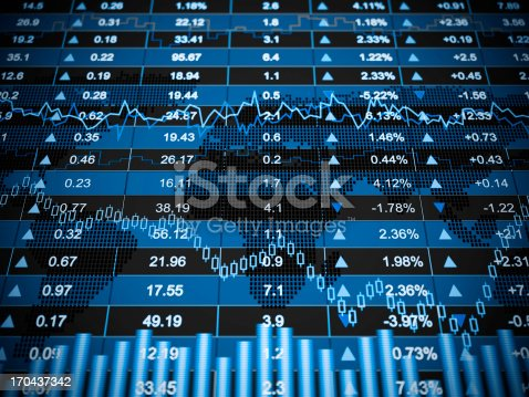 istock Financial charts 170437342