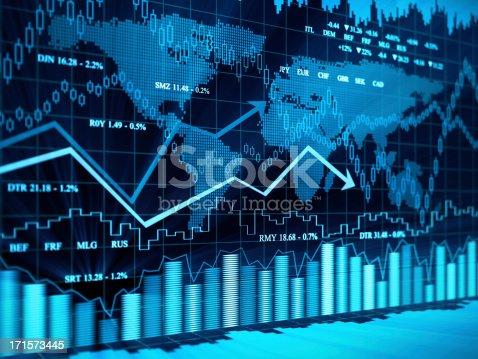 istock Financial charts 171573445