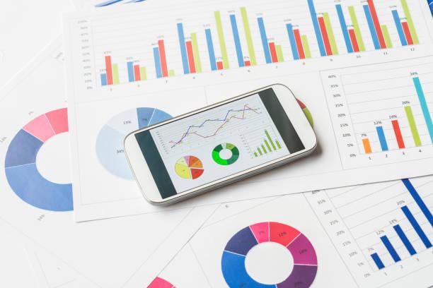 Finanzdatenanalyse – Foto