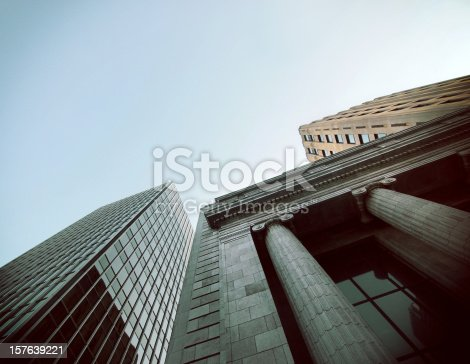 istock Financial District 157639221