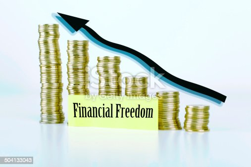 1039640896istockphoto Financial Freedom 504133043