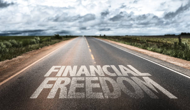 Financial Freedom Financial Freedom sign freedom stock pictures, royalty-free photos & images