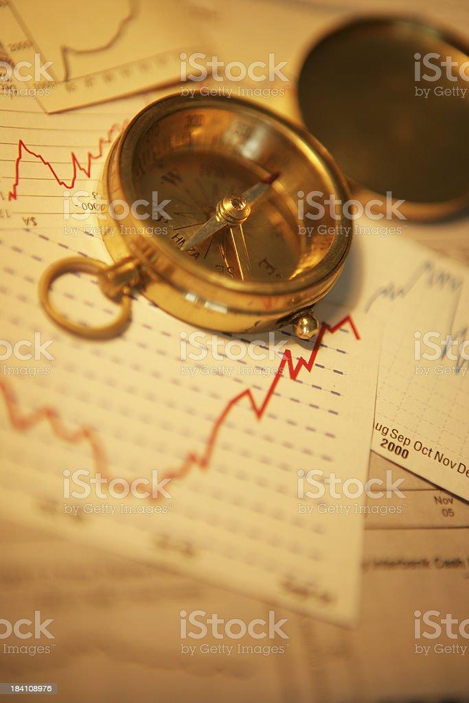 Financial Goals stock photo