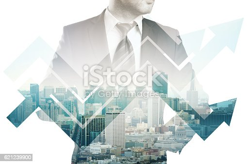 istock Financial growth concept 621239900