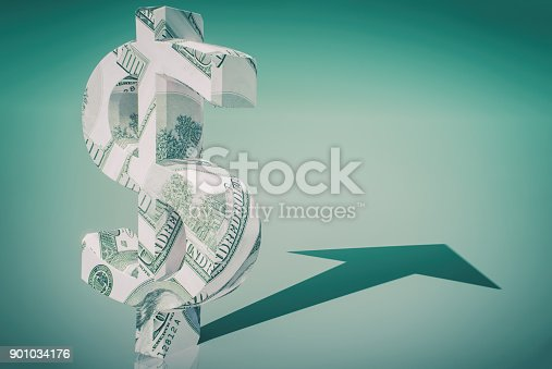 istock Financial Growth 901034176