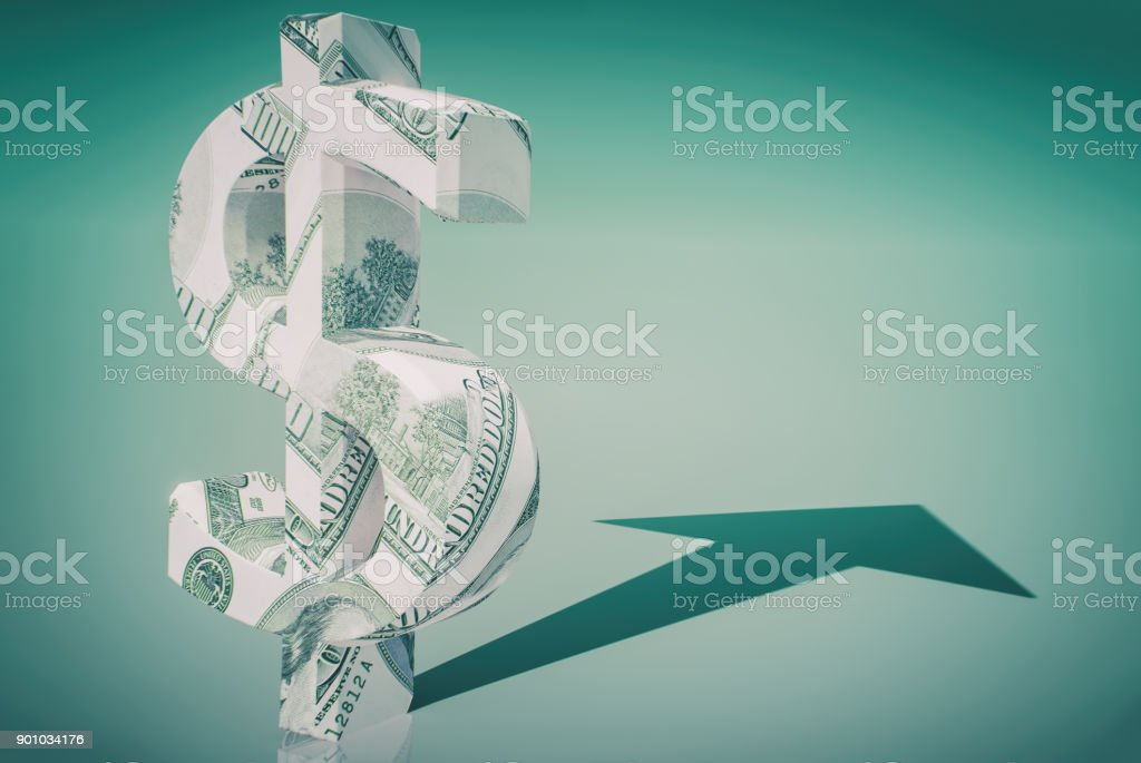 Financial Growth stock photo