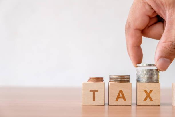 Finanzmanagement Steuern Saison – Foto