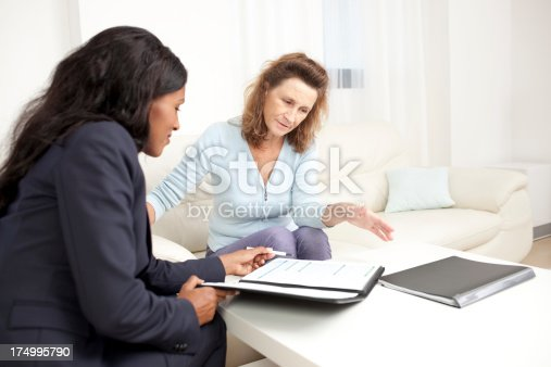 672116416istockphoto Financial planner. 174995790